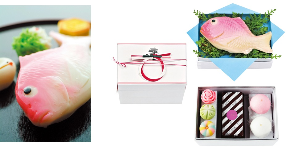 壽 めで鯛菓